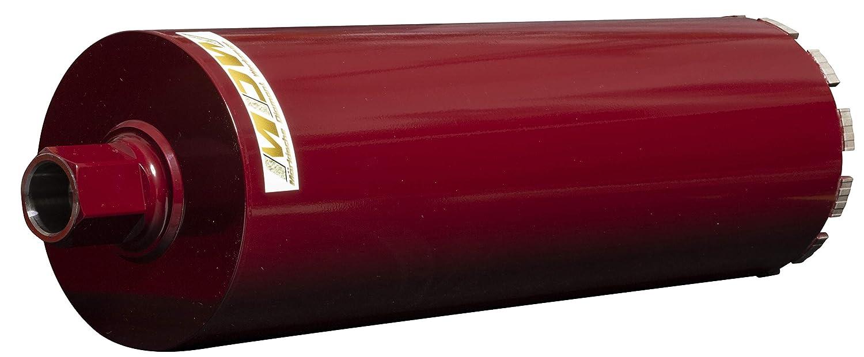 Diamant Bohrkrone /Ø 42-200 mm NL 400 mm Typ Turbo Dach Laser inklusive BI-Adapter passend f/ür Hilti DD-BI-Aufnahme