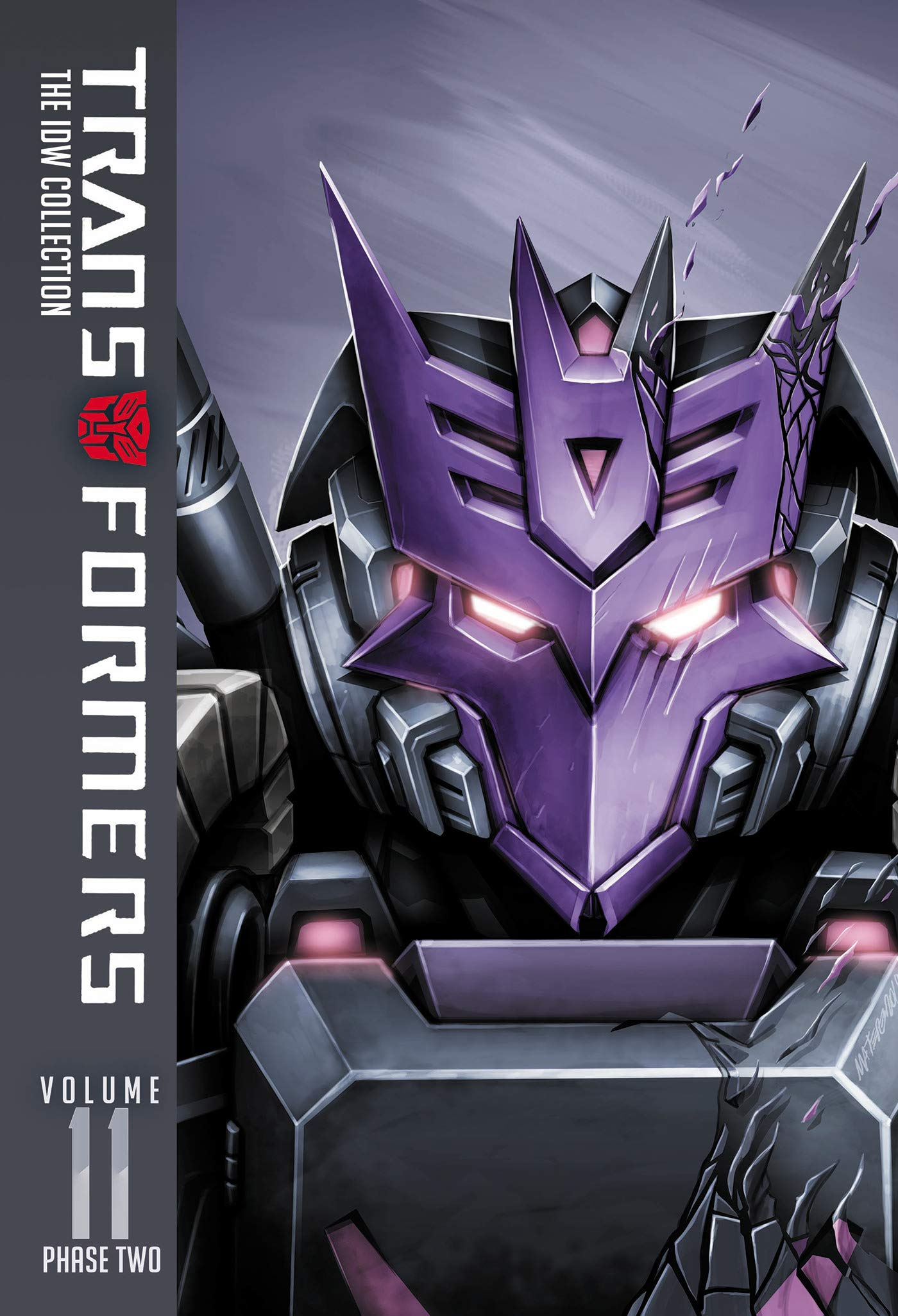 Transformers: IDW Collection Phase Two Volume 11 by IDW Publishing