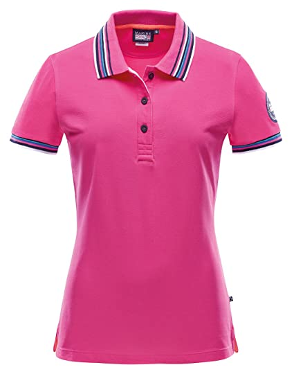 ccaca8bdc7f2 Marinepool Damen Infinity Polo Women  Amazon.de  Sport   Freizeit