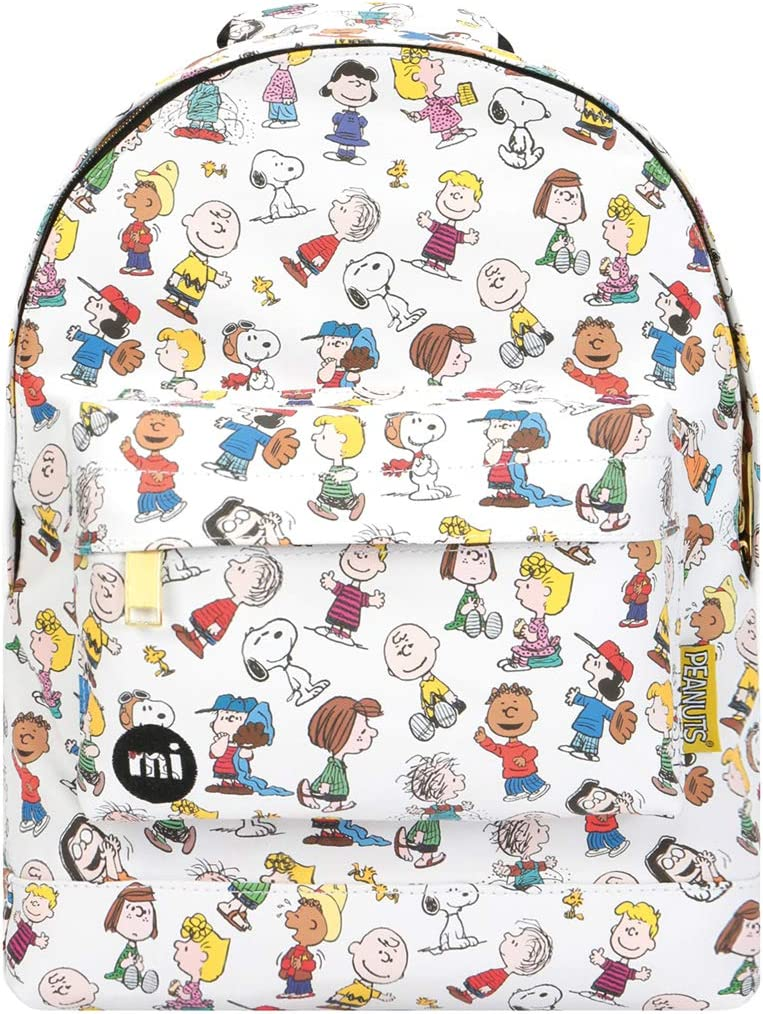 Official Peanuts Snoopy Gang All Over Print Mini Backpack from Mi-Pac