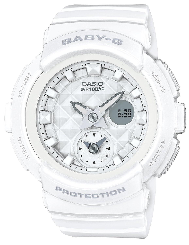 [カシオ]CASIO 腕時計 BABY-G ベビージー スタッズダイアルシリーズ BGA-195-7AJF レディース B01M4NSRFX