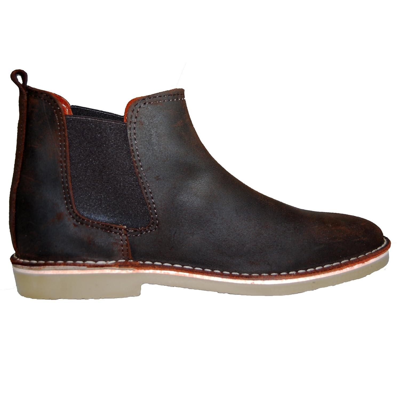 LA AUTENTICA Desert Boots - Botines Chelsea- Piel Napa - Botines Para Mujer - Chica