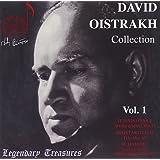Legendary Treasures - David Oistrach Collection Vol. 1