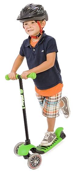 Y GLIDER DELUXE 27 inch patinete: Amazon.es: Deportes y aire ...