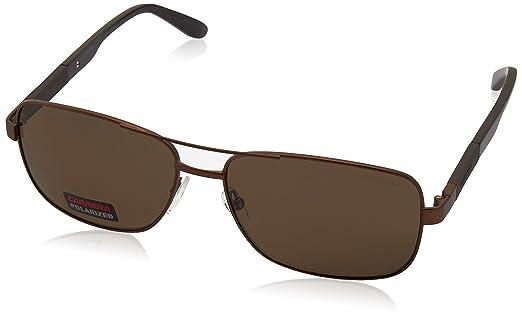 Carrera 8020/S SP, Gafas de Sol Unisex, Mtbrwn Brwn, 59 ...
