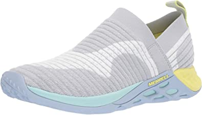 zapatos merrell sin cordones de mujer