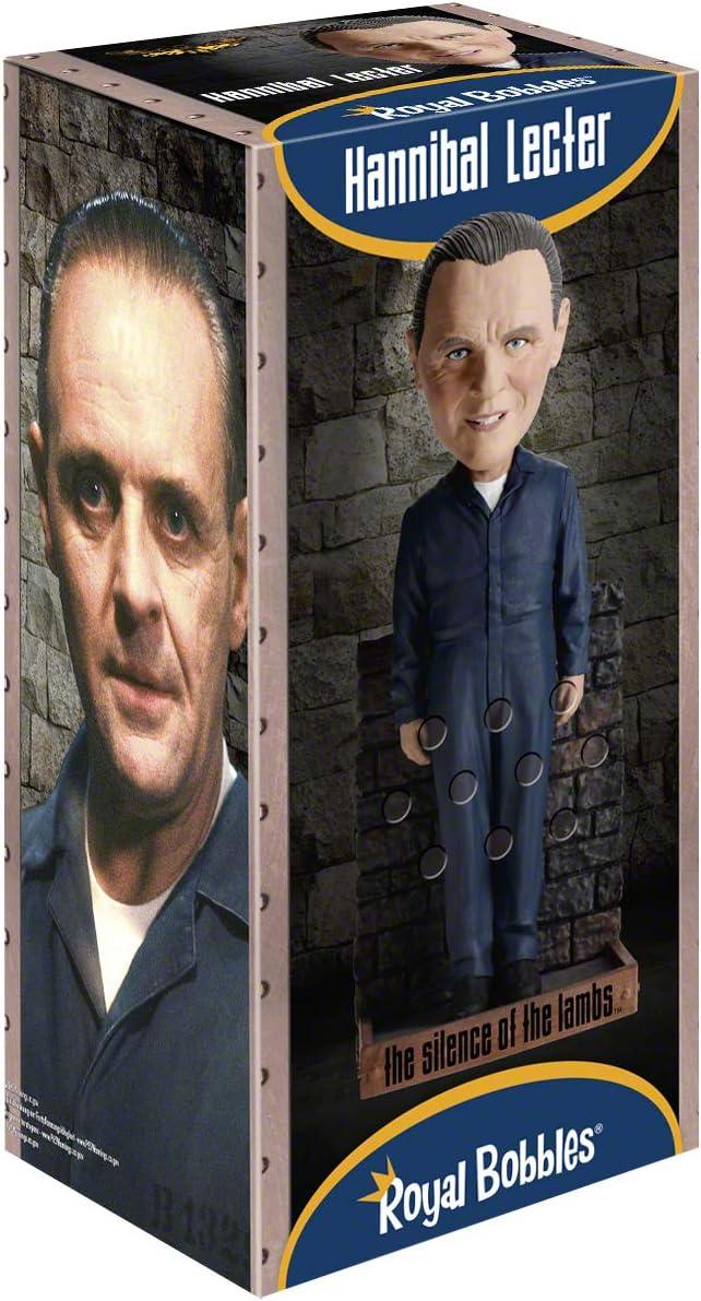 Royal Bobbles Hannibal Lecter Bobblehead