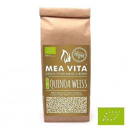 Semillas de quinua MeaVita anemoon de-Öko-037, 500 G