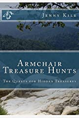 Armchair Treasure Hunts: The Quests for Hidden Treasures Paperback