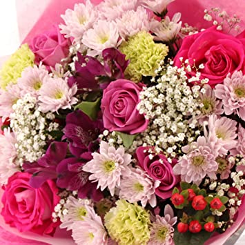 Floric HP795 Birthday Wishes Bouquet