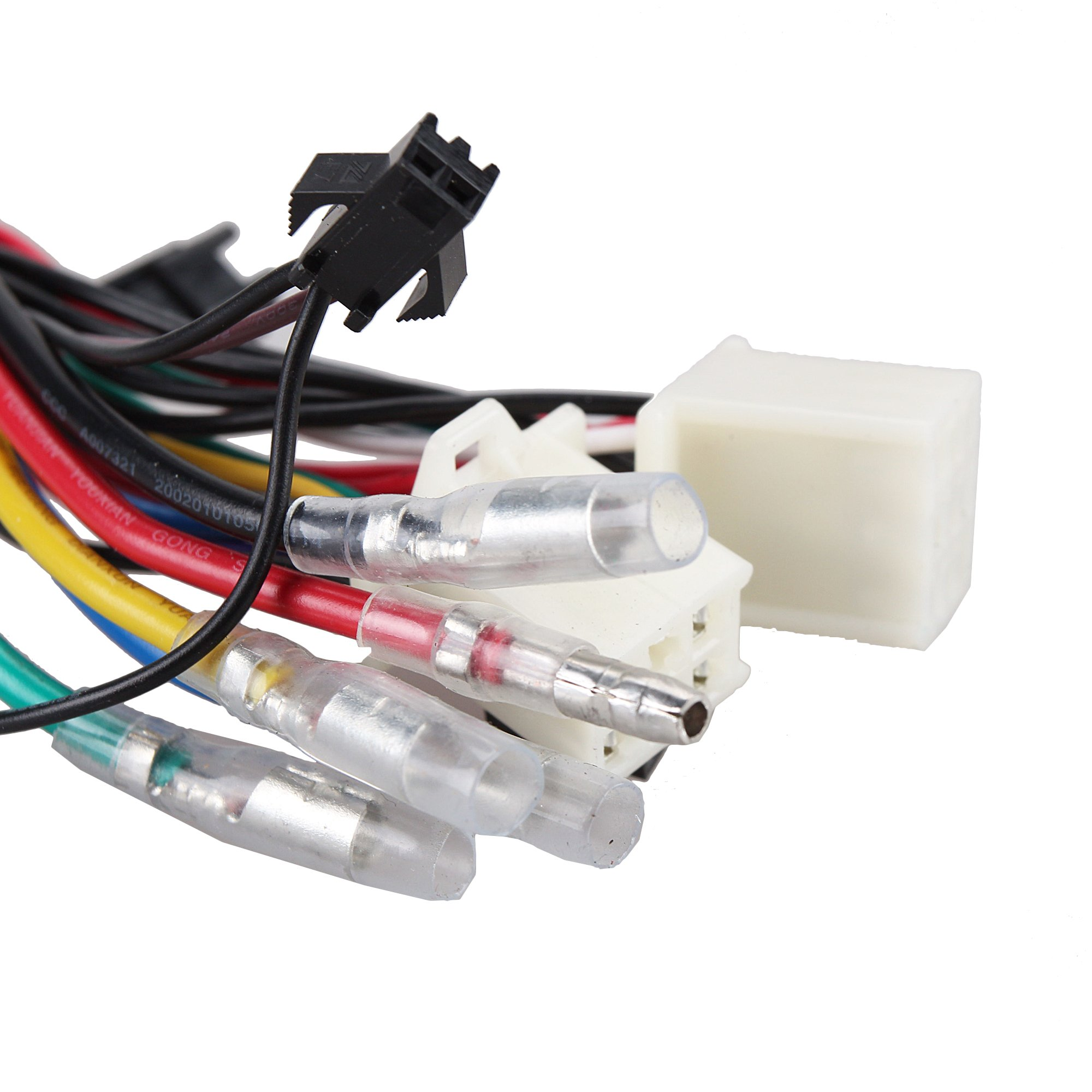 Nakto Spark City Electric Bicycle Controller for Spark 26''/20''/22'' City Ebike by Nakto (Image #3)