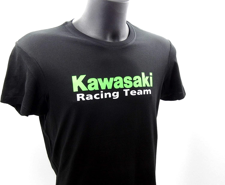 ALOBA Camiseta Kawasaki Racing Team, Fabricado y enviado Desde España, Calidad y Tallas Europeas (L): Amazon.es: Ropa y accesorios