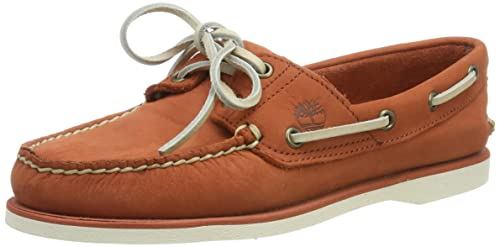 acquisto economico 0550f 0cfa0 Timberland Classic 2 Eye, Scarpe da Barca Uomo: Amazon.it ...