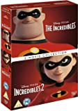 Incredibles 1 & 2 Box set [DVD] [2018]