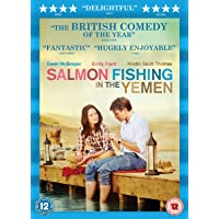 Lions Gate Home Entertainment Salmon Fishing in The Yemen [DVD]