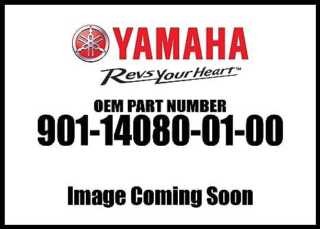 Yamaha 90114-10016-00 BOLT  SERRATION