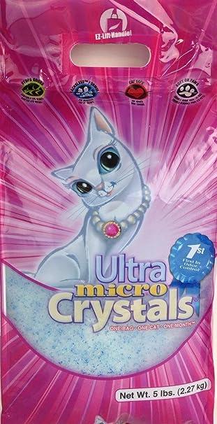 amazoncom ultra pearls cat litter 5 lbs ultrapet pearls pet supplies - Cat Litter Reviews