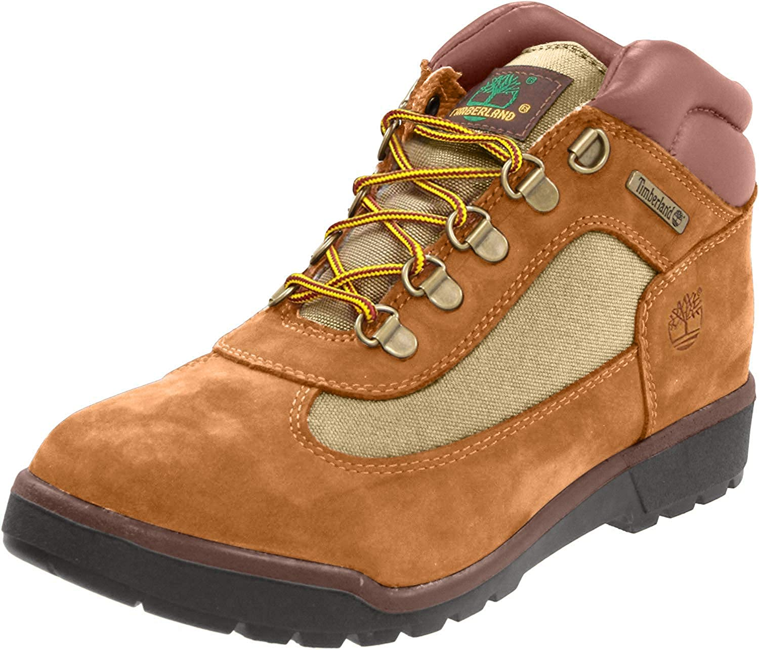 TIMBERLAND EURO HIKER TODDLERS BOOTS TD Wheat 96875