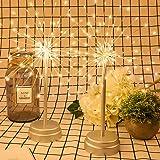 Whonline 2pack 180 LED Firework Copper String