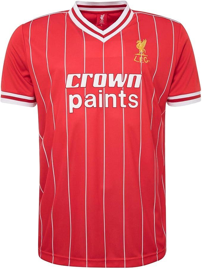 Liverpool 1982 Retro Shirt