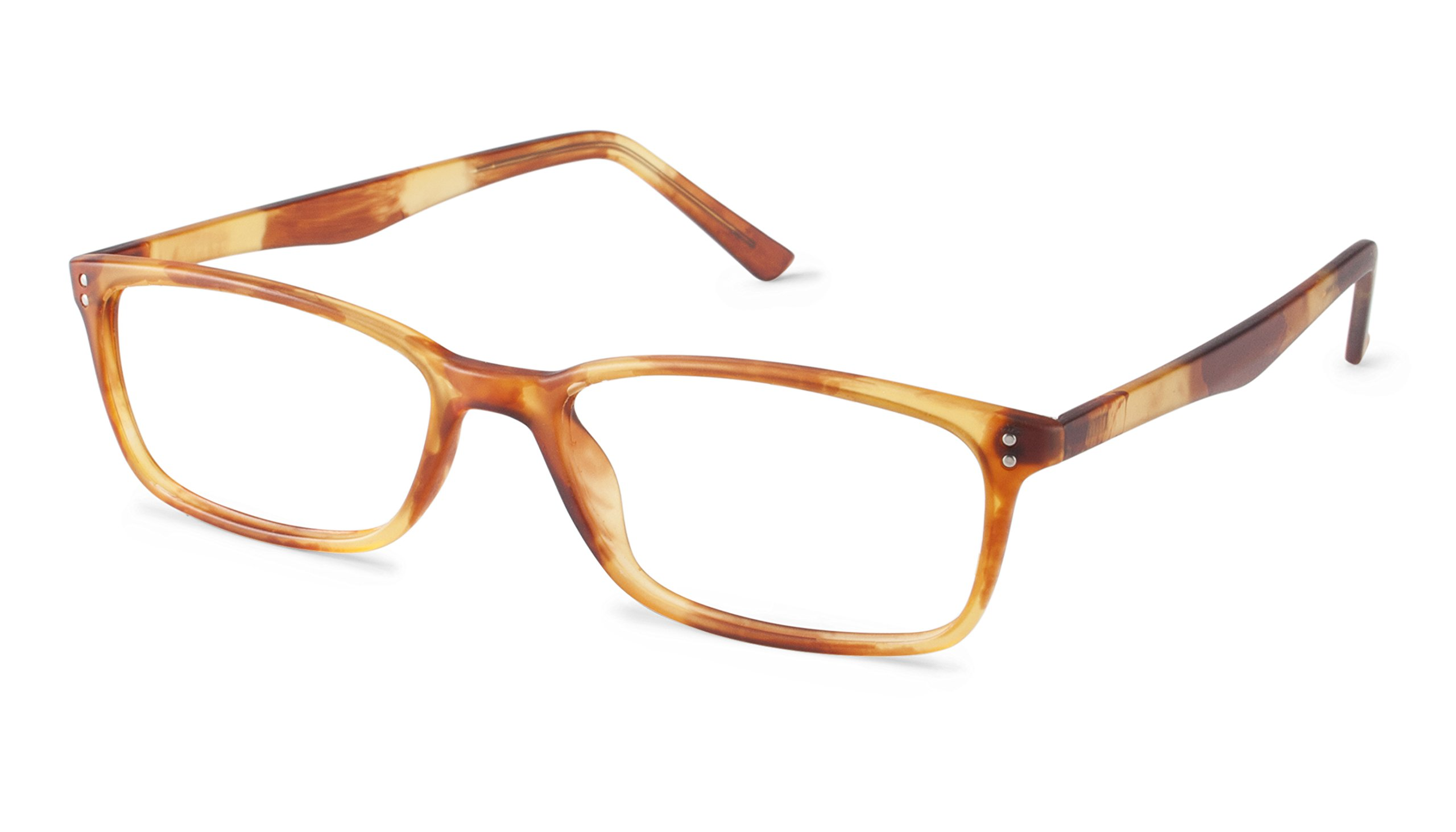 55ae35d7ea Amazon.com  Gels Lightweight Fashion Readers - The Original Reading Glasses  for Men and Women - Manhattan Frame