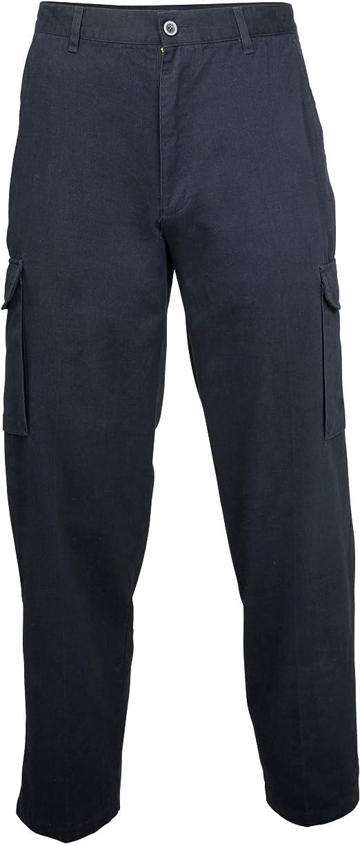 Rty Workwear Mens Cotton Cargo Shorts