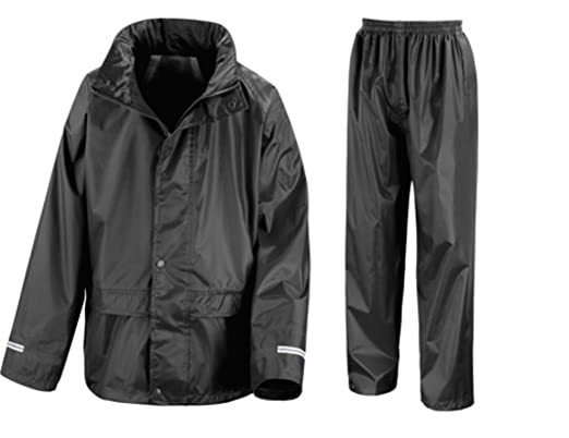 4a05d35241281 Wetplay PlaySet Childrens Waterproof Jacket & Trousers Suit Childs Kids  Boys Girls: Amazon.co.uk: Clothing