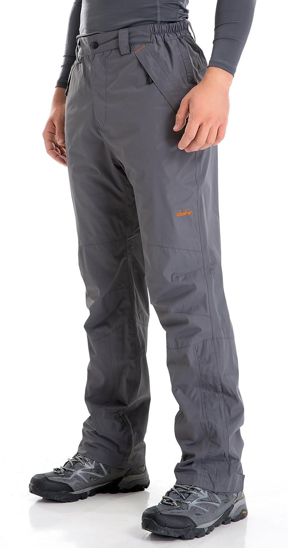 cd3a3b45749 Clothin Men s Snow Pants Fleece Lined Ski Pants Waterproof
