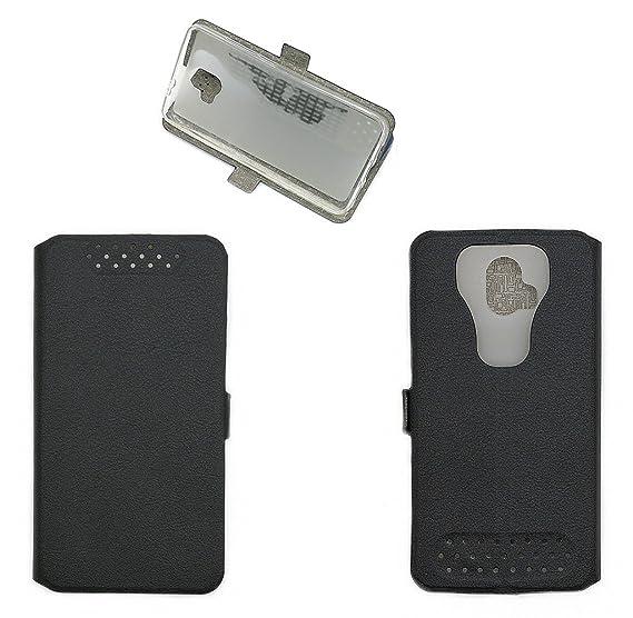 new arrival b2cef 20df9 Amazon.com: Case for ZTE Blade V8 Pro Z978 Case Cover Black: Cell ...
