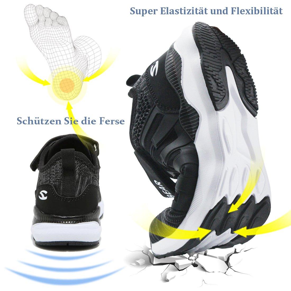 Chaussure Enfants Sneakers Fille Gar/çon Sport Runing Shoes Walking Outdoor Basket Comp/étition Entra/înement
