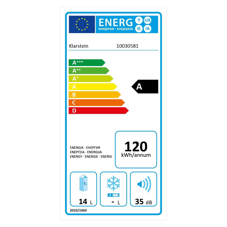 OneConcept Truckstop /• K/ühlbox /• W/ärmebox /• Warmhaltebox /• Mini-K/ühlschrank /• Thermobox /• 14 Liter /• 60 Watt /• 12 Volt Adapter /• Tragegriff /• Status LEDs /• ca 5,5 kg /• schwarz