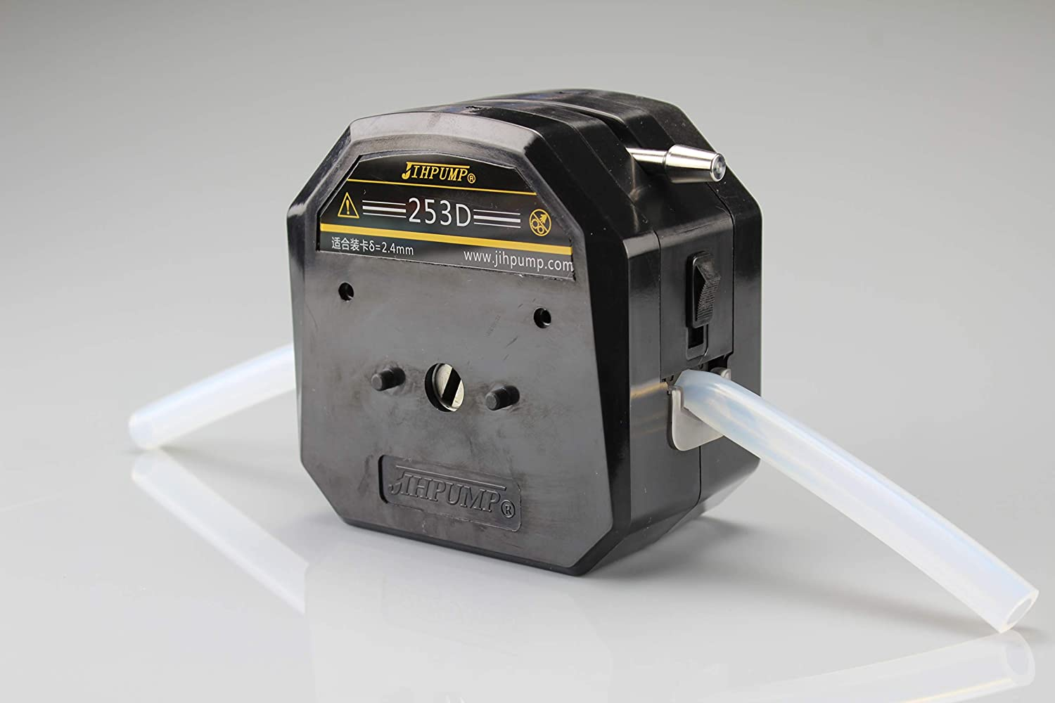 Silicon//Rubber//Viton Tubing High Flow Peristaltic Pump Head OEM Industrial