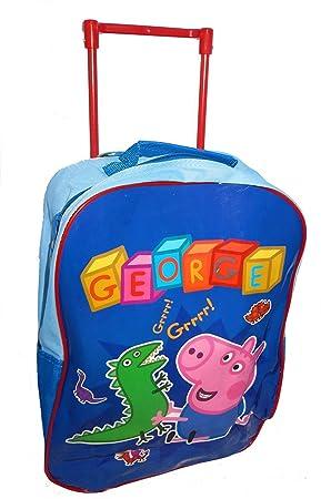 Peppa Pig George Wheeled bag Trolley