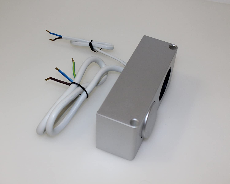 Kombi-Box 230V mit Schalter Steckdose Energiestation / Art. 4188 ...