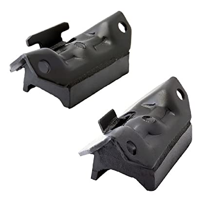 Amazon com: 2 PCS FRONT LEFT AND RIGHT MOTOR MOUNT Fit 1968