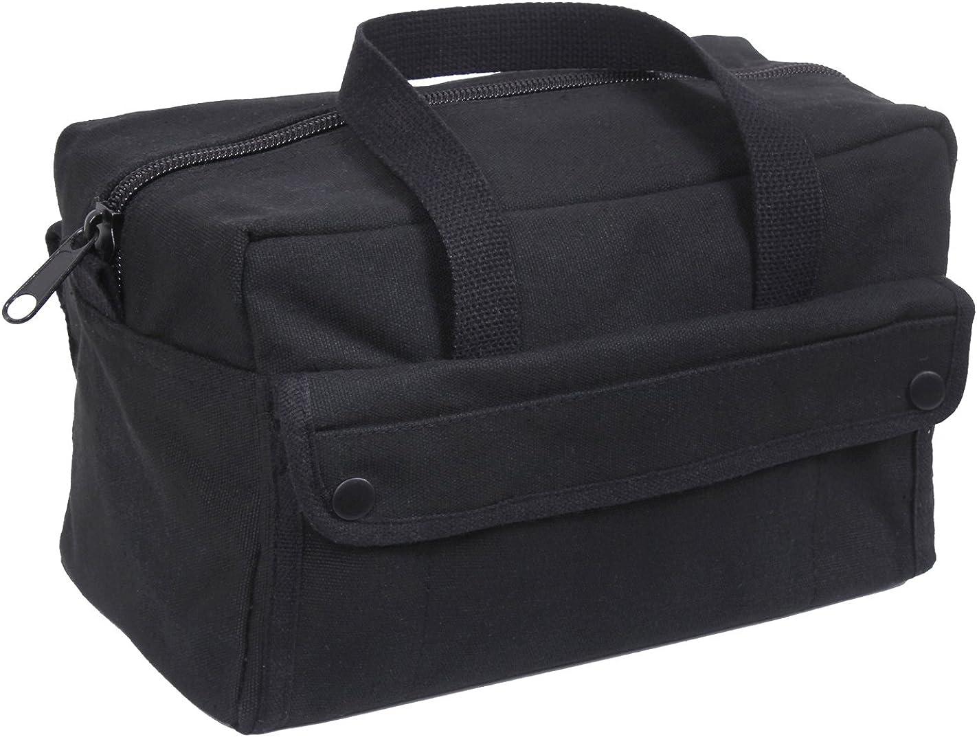 Rothco G.I. Type Mechanics Tool Bags, Black: Sports & Outdoors