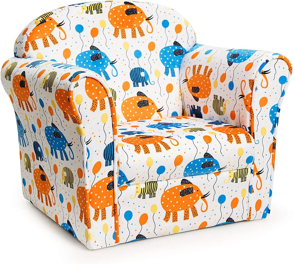 HONEY JOY Toddler Couch