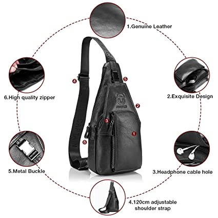 HARPIMER Sling Bag 63807e7d613