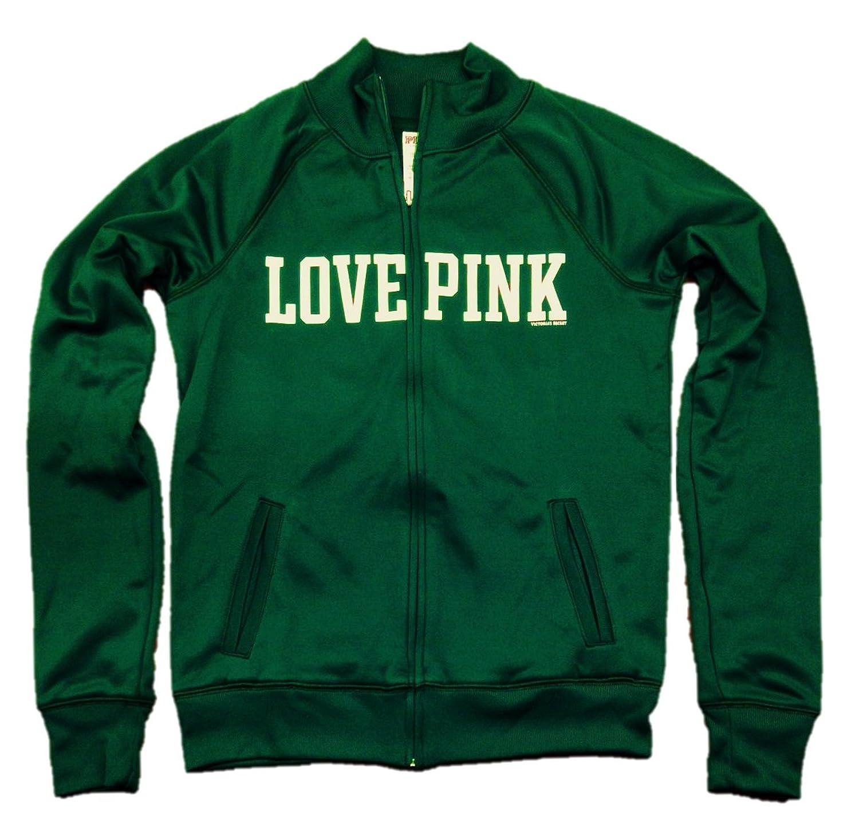 Victoria s Secret Pink Michigan State University Track Jacket