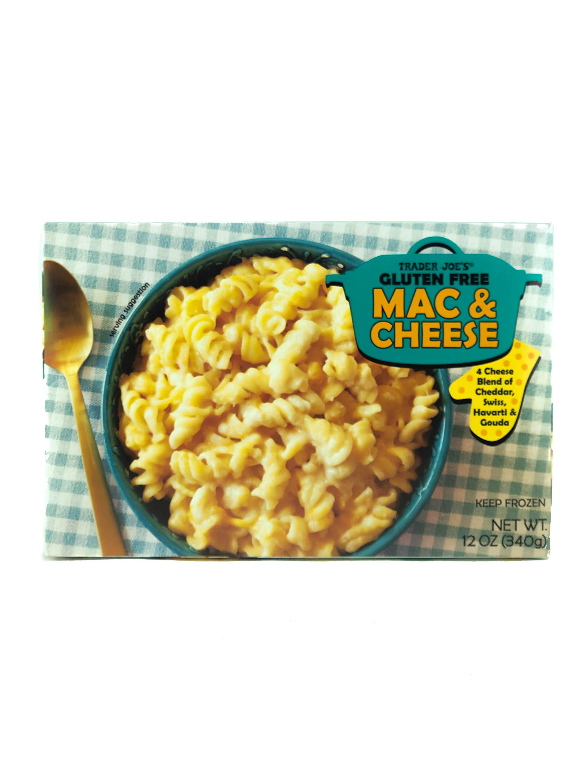 Trader Joe's Gluten Free Mac & Cheese (6 Pack) by Trader Joe's Grocery
