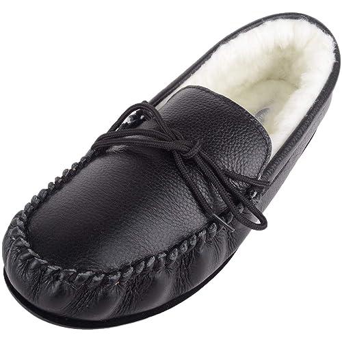 SNUGRUGS Henry, Zapatillas de Estar por casa para Hombre: Amazon.es: Zapatos y complementos