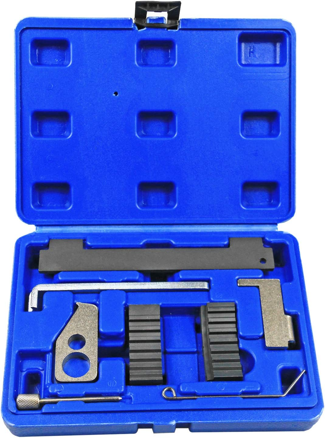 Bests Q Engine Camshaft Tensioning Locking Alignment Timing Tool Kit for Chevrolet Alfa Romeo 16V 1.6 1.8