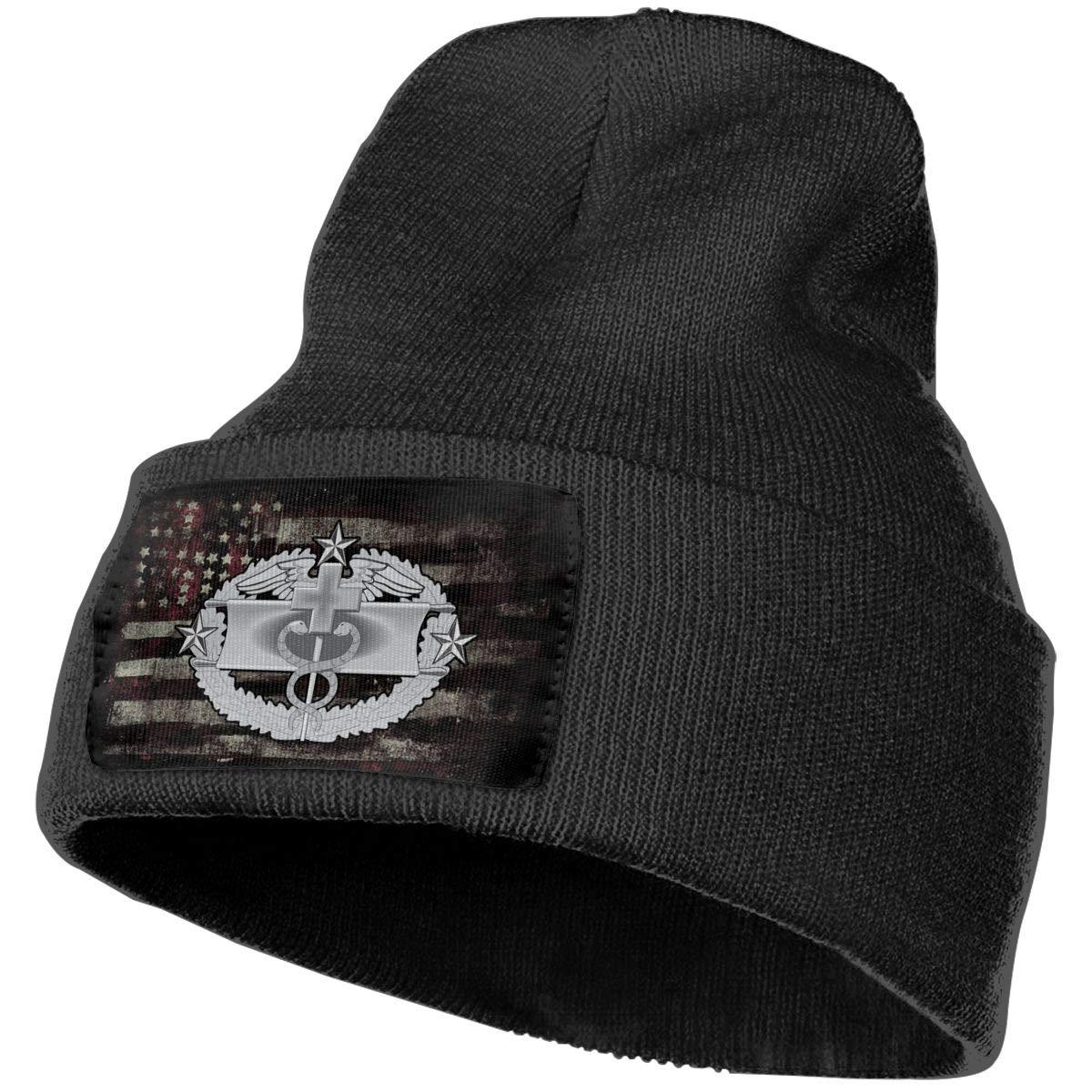 Award License Mens Beanie Cap Skull Cap Winter Warm Knitting Hats. FORDSAN CP Army Combat Medical Fourth 4th