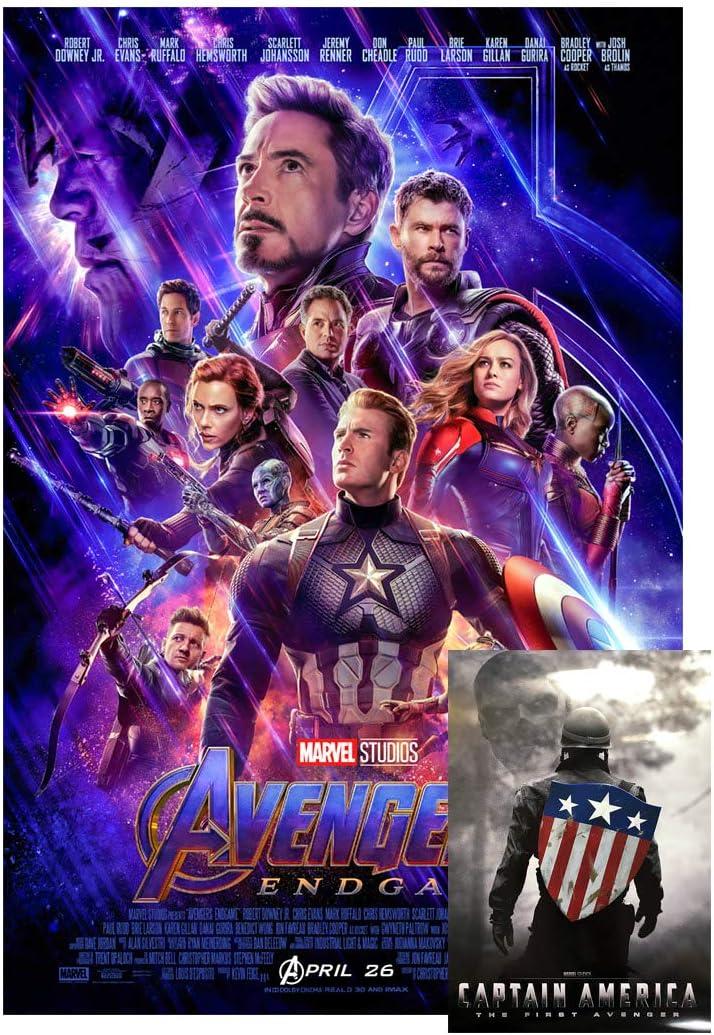 Avengers Endgame Movie Poster 27
