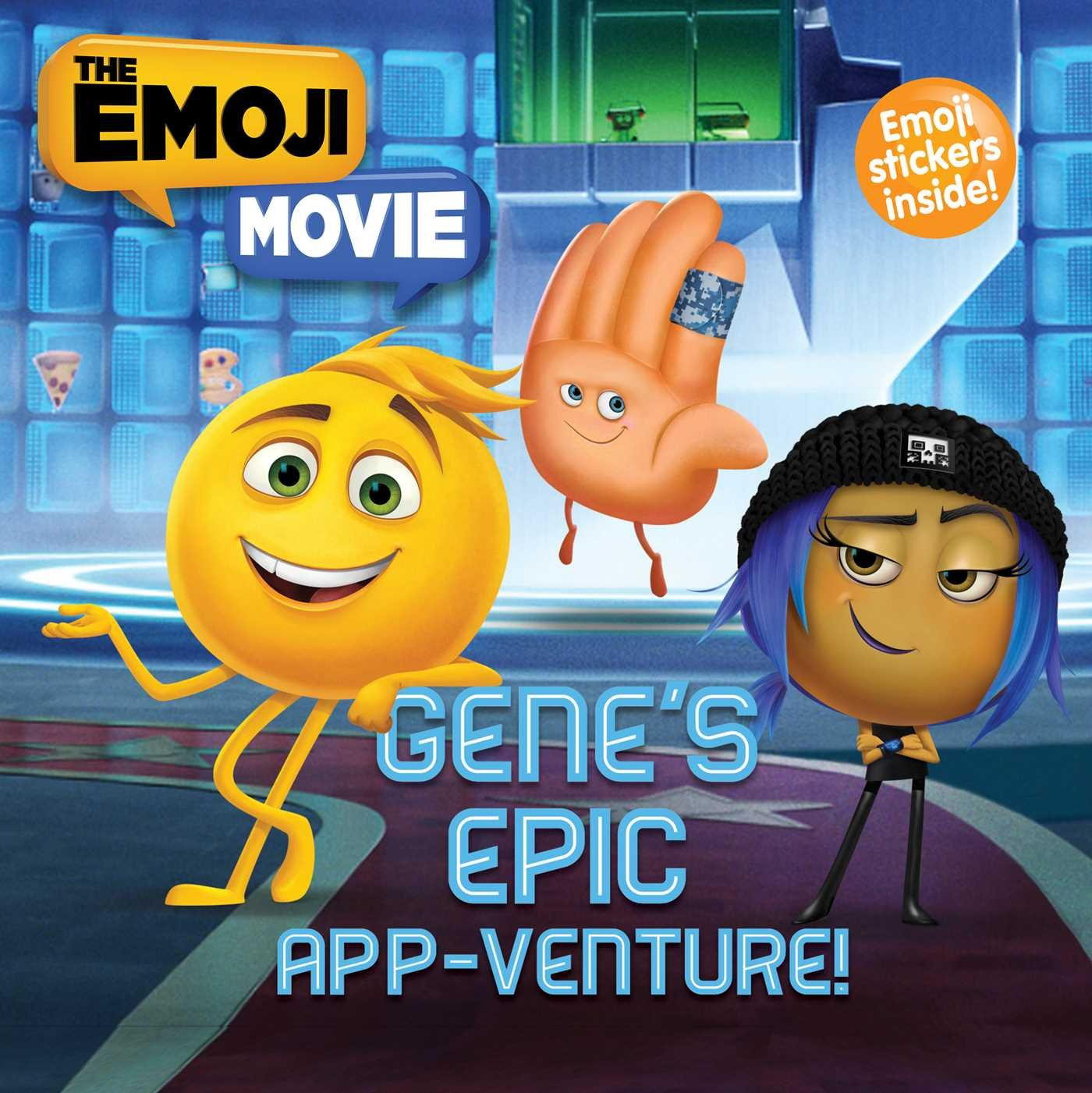 Genes Epic App Venture Emojimovie Express Yourself Amazonco