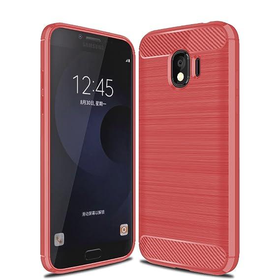 more photos e5a8a 96d9c Galaxy J2 Pro 2018 Case, Galaxy Grand Prime Pro Case - Suensan TPU Shock  Absorption Technology Raised Bezels Protective Case Cover for Samsung  Galaxy ...