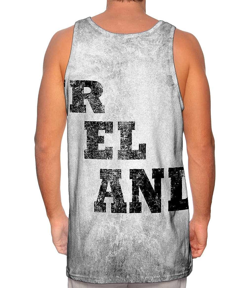 Tshirt Dirty Ireland Mens Tank Top Yizzam-