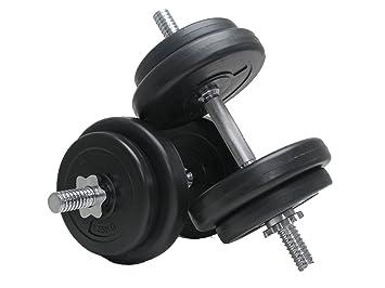 Juego de mancuernas 10 kg 15 kg 20 kg 30 kg fitness musculación ...