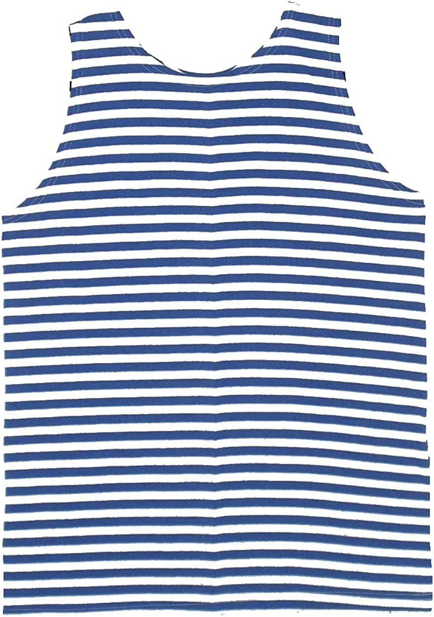 Striped Tank Top Russian Soviet Military Army Marines Airborne Navy