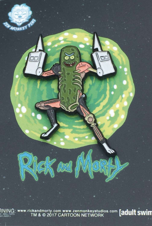 Pin Pickle Rick